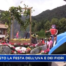Foresto Sparso, la Festa dell'Uva e dei Fiori