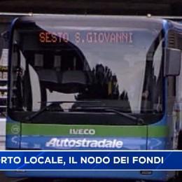 Trasporto pubblico locale, il nodo dei fondi