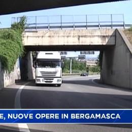 Regione, nuove opere in Bergamasca