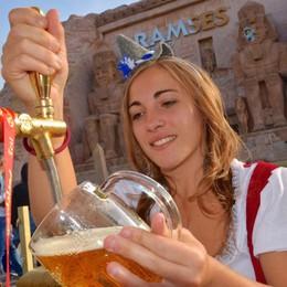 L'Oktoberfest a pochi km da casa Tra birra, giochi e tanto divertimento