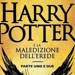 Harry Potter, la notte magica dei fan Alle 00,01 in vendita il nuovo libro