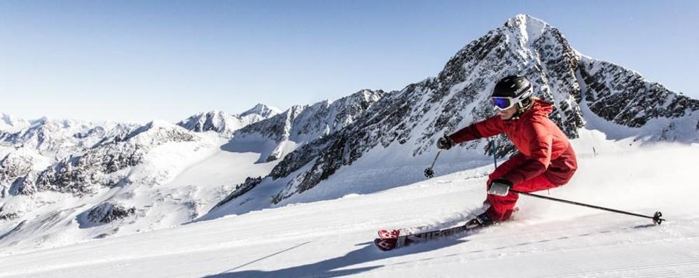 Stubai, riparte lo sci E arriva la nuova funivia