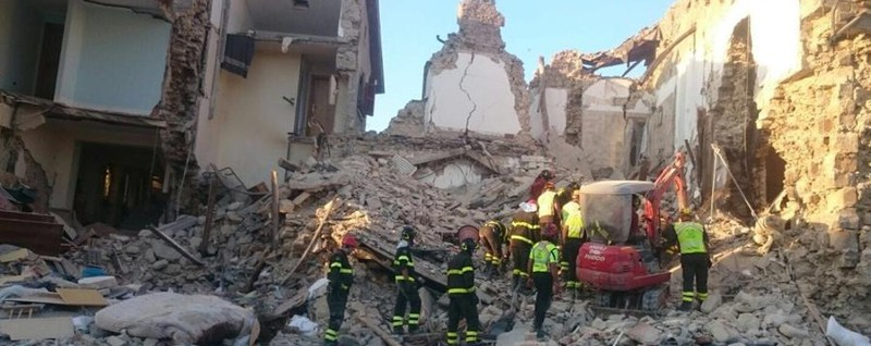 Un mese dal terremoto di amatrice coldiretti in fiera for Fiera di bergamo 2016