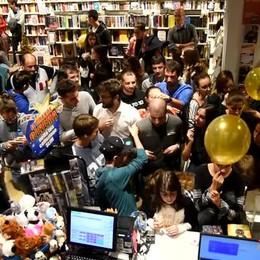 La notte di Harry Potter alla libreria Ibs