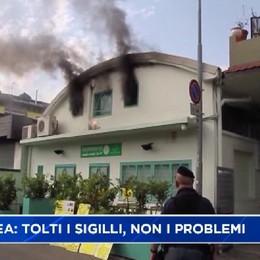 Moschea di via Cenisio: tolti i sigilli, restano le divisioni