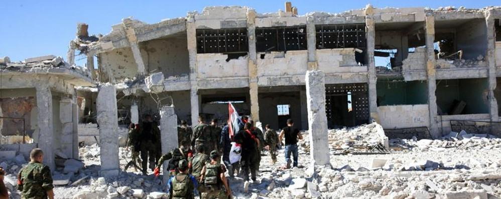 L'orrore in Siria e la cattiva coscienza
