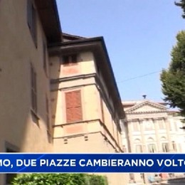 Bergamo. Due piazze cambieranno volto, Piazzale Alpini per ora no