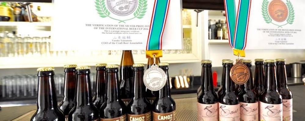 San Pellegrino,  la birra vince in Giappone  Successo per Via Priula. Nuovo impianto
