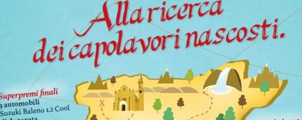 Alla ricerca dei capolavori di Bergamo Concorso de «L'Eco», schede da venerdì