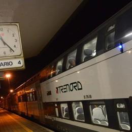 Da giovedì sera sciopero dei treni Ecco quelli garantiti da Trenord