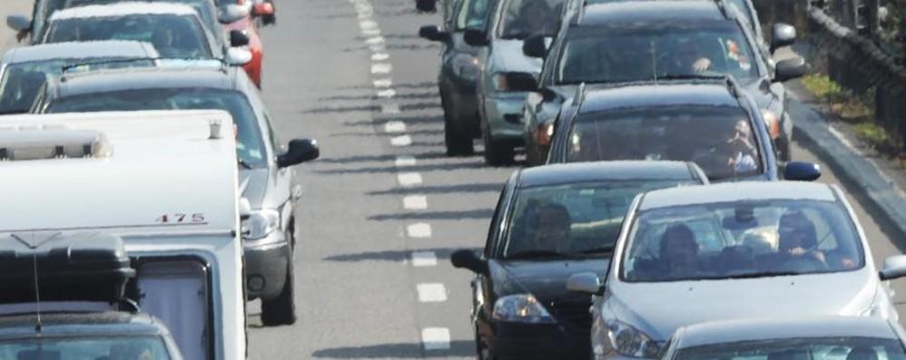 Ecco come evitare code e traffico Nella mattinata incidente a Scanzo