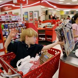 Il clima di fiducia dei consumatori è calato per il secondo mese di fila