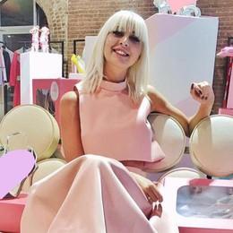 Le scarpe che raccontano un sogno Francesca Bellavita ha realizzato il suo