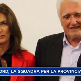 Provinciali, presentata la lista della Lega Nord