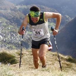 «This Is Vertical Race»: a  Valgoglio  una gara vietata a chi soffre di vertigini