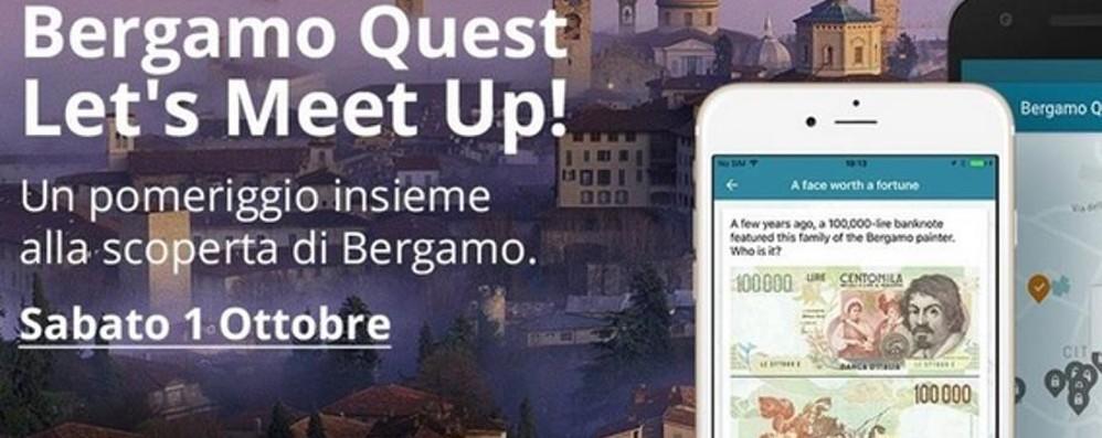 Un po' quiz, un po' guida on line Ecco la nuova app Bergamo Quest