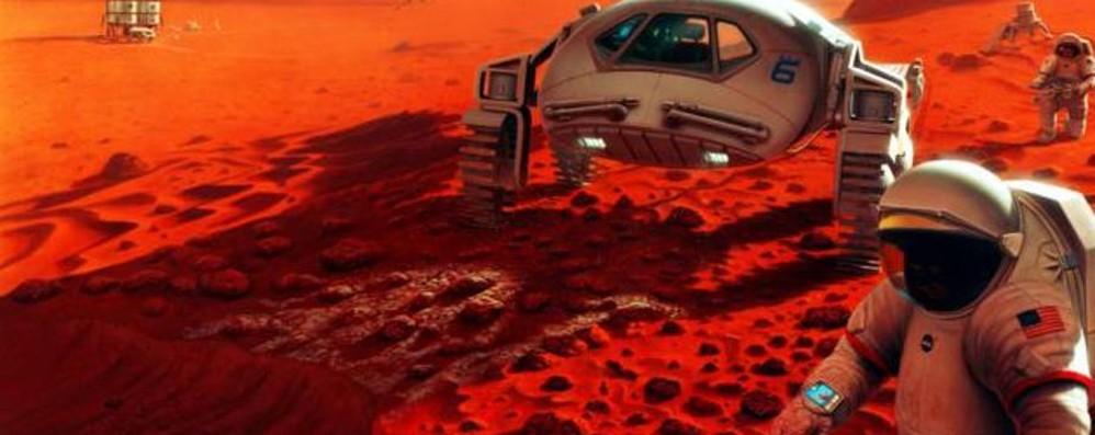 «Viaggio su  Marte qualcosa di possibile» Il biglietto? Circa 178 mila euro. In futuro...