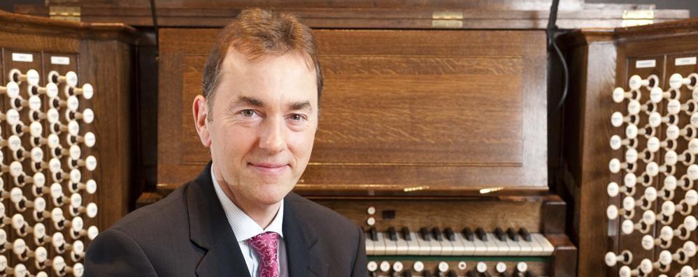 Festival organistico internazionale Venerdì 30 il via con Trotter, un  fuoriclasse