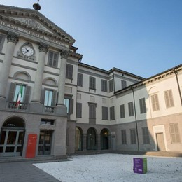 La Carrara «allunga» i weekend d'arte Il lunedì apre con ticket ridotto a 5 euro
