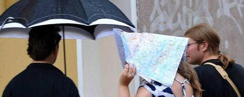 Meteo, tornano i temporali? «Rischio da domenica pomeriggio»