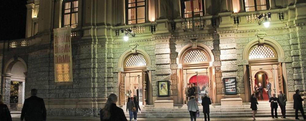 Stagione lirica al Donizetti La biglietteria torna in scena