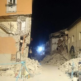 Terremoto, etica ed antropologia