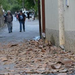 Terremoto, nuova scossa in Umbria Paura a Norcia, magnitudo 4,3