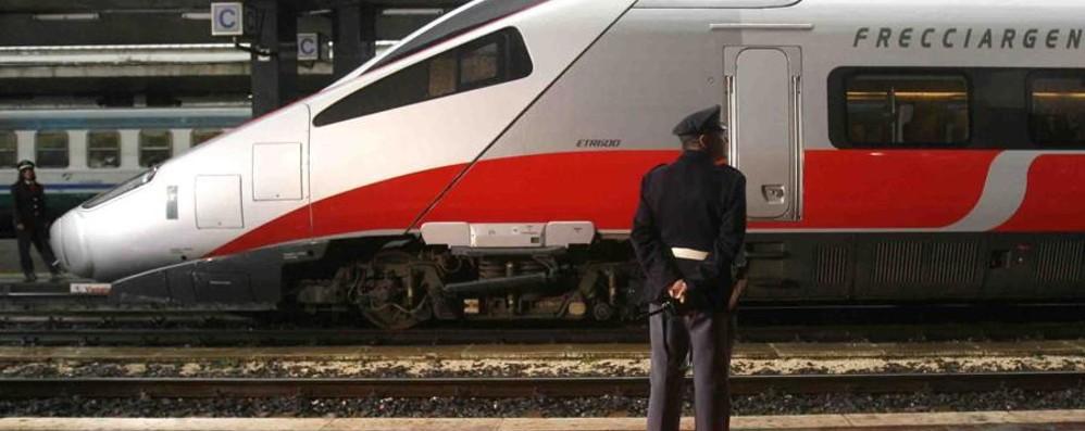A dicembre torna il treno Bergamo-Roma In 4 ore e 30 minuti nella capitale