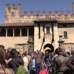 Malpaga contro Pagazzano Aprono i Castelli. E c'è una «battaglia»
