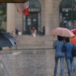 Nuovi temporali, l'allerta della Regione Ma da lunedì torna il mite autunno