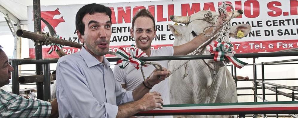 Fiera di Sant'Alessandro da record In 50mila, mantenuto l'effetto Expo - Foto