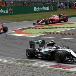 Gran Premio di Monza, vince Rosberg Una Ferrari sul podio: Vettel è terzo