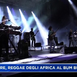 Trescore. Al Bum Bum Festival l'intramontabile raggae degliu Africa Unite