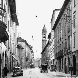 Sulle tracce dell'«Augusteo» Il teatro sparito di Borgo Palazzo