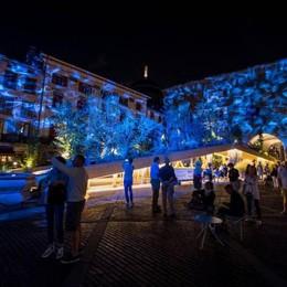 Magie di luce in Città Alta con Clay Paky Spettacoli e colori per sognare, ecco dove