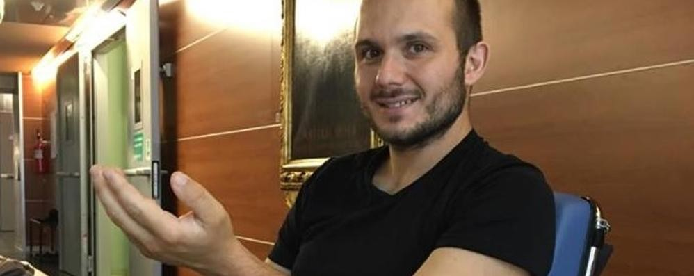 Mirko, l'incidente e una forza straordinaria «Non mi arrendo: sogno le Paralimpiadi»