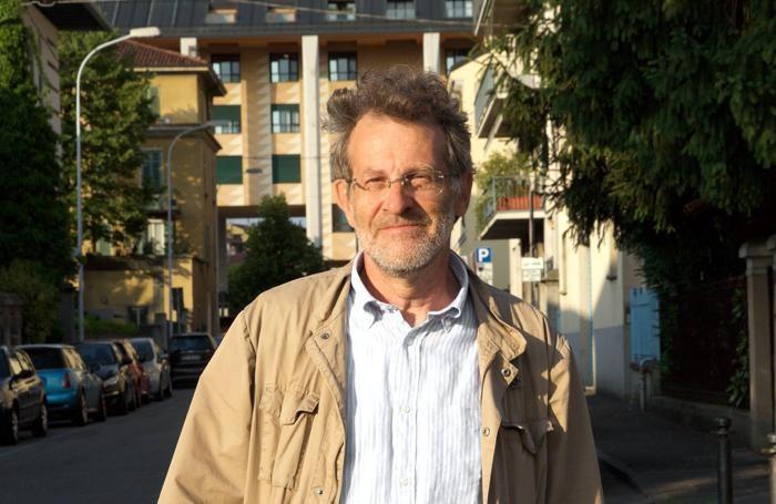 L'ingegnere Claudio Merati