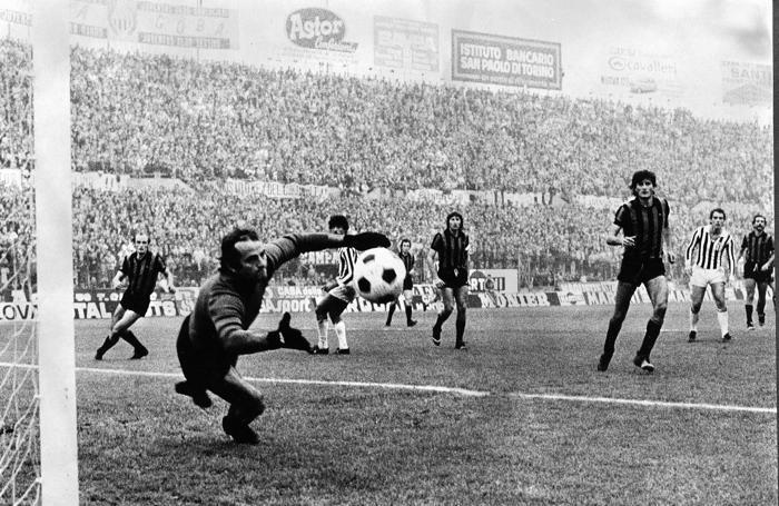 Pizzaballa protagonista in un incredibile Juventus-Atalanta 1-1 della stagione 1977-78