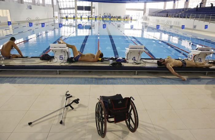 Paralimpiadi al via