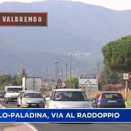 Treviolo-Paladina, lavori di raddoppio al via a primavera