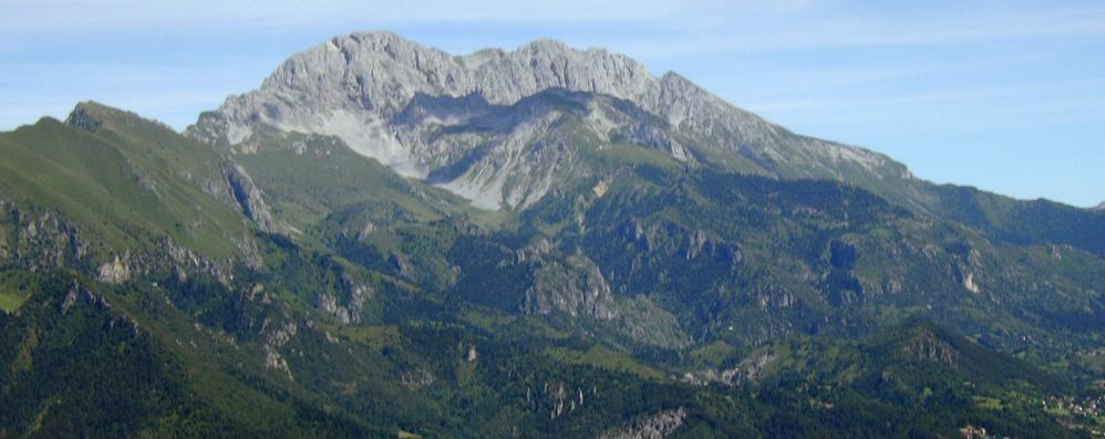 Un 19enne cade dalla Presolana Trasportato con l'elisoccorso a Brescia