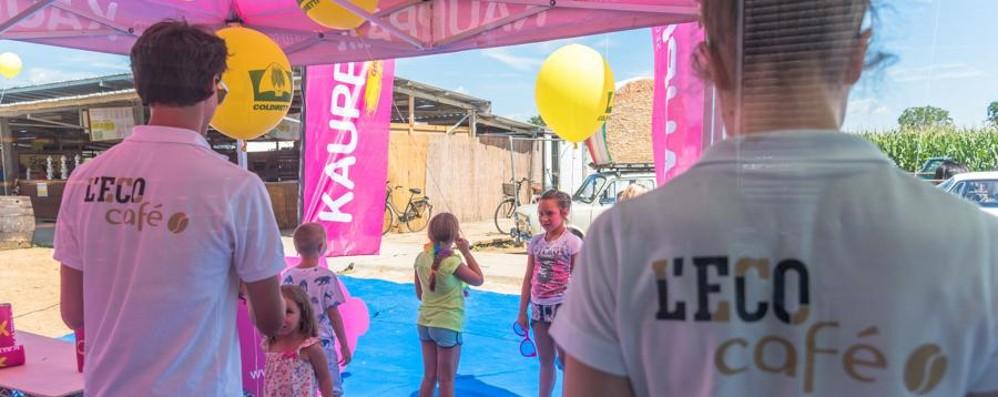 L'Eco Café alla festa del Moscato A Scanzo c'è anche #PlayKauppa