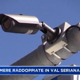 Media Valle Seriana, raddoppiano le telecamere della videosorveglianza