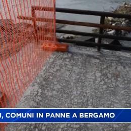 Appalti bloccati in provincia di Bergamo. Chi ha urganza deve andare a Brescia