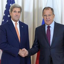 Siria: accordo Usa-Russia su tregua