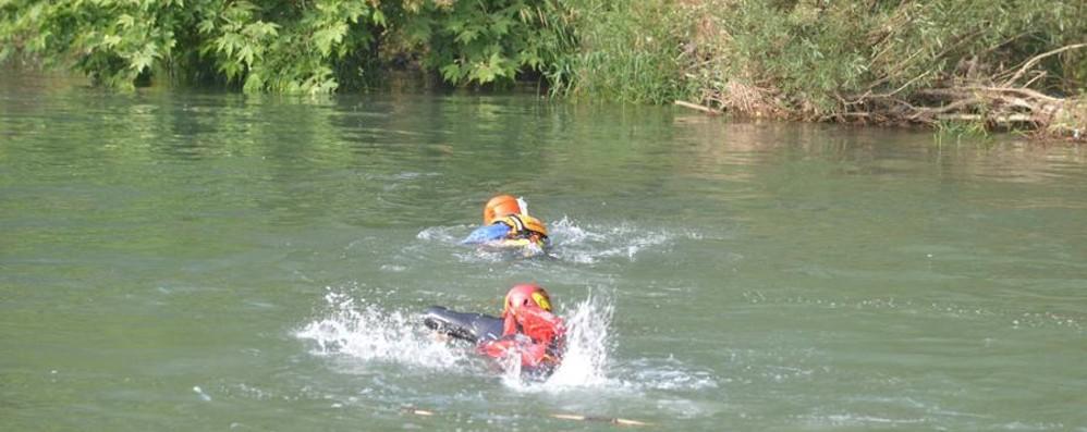 Donna morta nel fiume a Fara d'Adda Era scomparsa sabato da Trezzo
