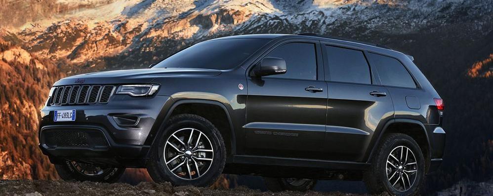 Jeep Grand Cherokee Debutta il modello 2017