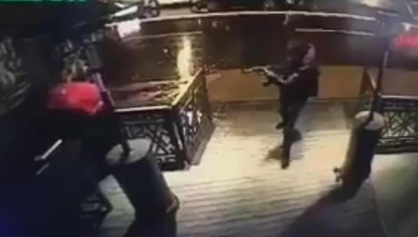 Killer Istanbul non era travestito