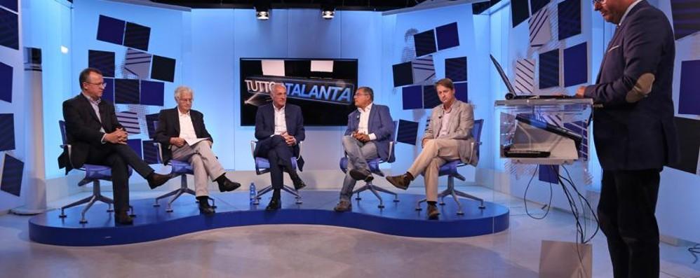 Torna «TuttoAtalanta» su Bergamo TV Lunedì ospiti Ariatti e Parretti