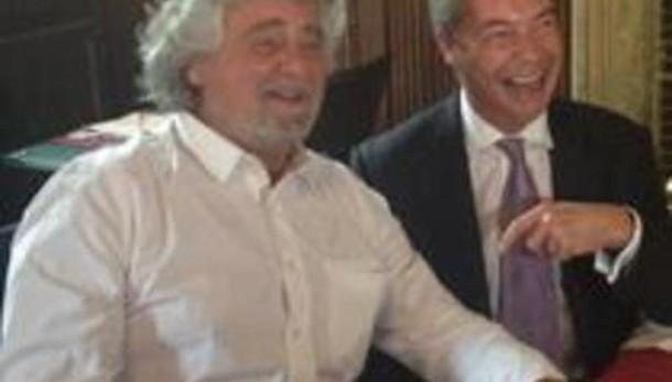 Grillo, Verhofstadt meschino